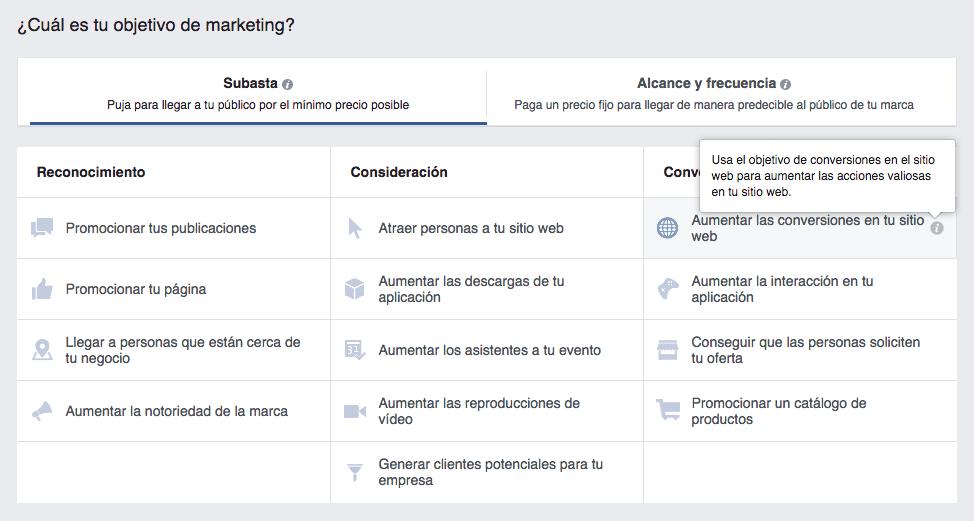 B&H_Objetivos en Facebook Ads_2